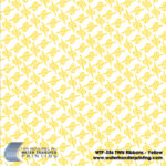 WTP 556 TWN Ribbons Yellow