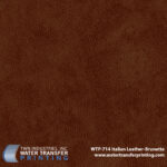 WTP 714 Italian Leather Brunette