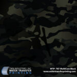WTP 787 MultiCam Black